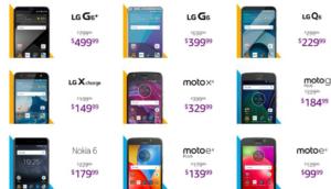 smartphones con publicidad de amazon